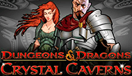 Dungeons & Dragons: Crystal Caverns